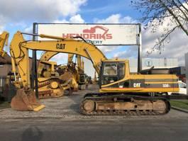 crawler excavator Caterpillar 330L 330BL 1995