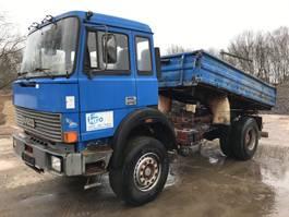 tipper truck > 7.5 t Iveco 170-25AH **GERMAN TRUCK-BENNE-TIPPER** 1991