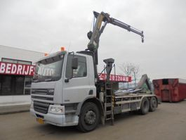 container truck DAF CF 75 -310 6X2 2005