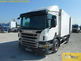 refrigerated truck Scania P230 2012