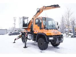 other construction machine Mercedes-Benz UNIMOG U300 2002