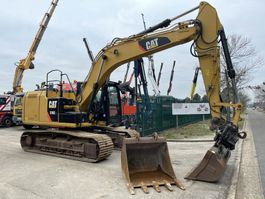 crawler excavator Caterpillar 316E L - 19.4T - 89kW - Hammer lines - TOP CONDITION 2013