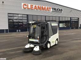 Kehrmaschine LKW Tennant 500 ZE Electric Sweeper 2015