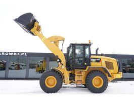 wheel loader Caterpillar 924K , 13t , bucket 2,5m3 , quick-coupler , ROPS , joystick , A/ 2014