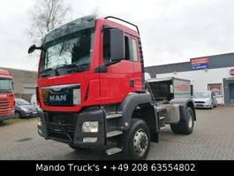 cab over engine MAN TGS 18.440 4x4 Blatt/Blatt, Euro6, Kipp, Allrad 2016