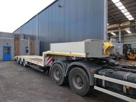 Tieflader Auflieger Faymonville MAX TRAILER F-S43-1A1Y  MTM 48000 kg  AS NEW/ETAT NEUF/WIE NEU 2012