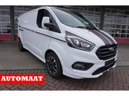 closed lcv Ford Transit Custom 320 2.0 TDCI 185PK L2H1 Sport Automaat Schuifdeur L+R Climat/Crui... 2021