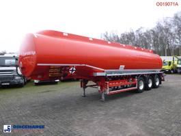 tank semi trailer semi trailer Cobo Fuel tank alu 40.4 m3 / 7 comp + ADR 2013