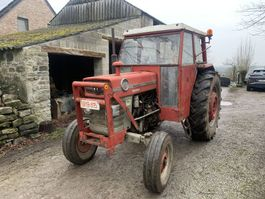 farm tractor Massey Ferguson 188 2WD Multipower 1976