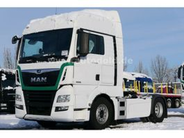 other trucks MAN TGX 500 EfficienceLine Retarder 2 Tanks Euro 6 2017