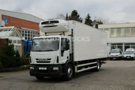 refrigerated truck Iveco EuroCargo 190 190EL28 E5/TK-1000R /Bi-Temp./Tür/LBW 2012