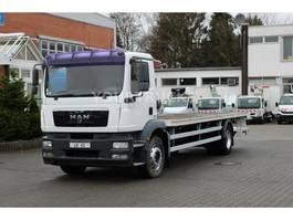 platform truck MAN TGM 18.290 E5 /Plattform 8m/Klima/Ladebordwand 2010