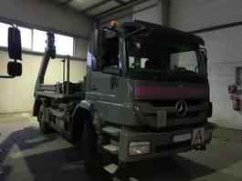 container truck Mercedes-Benz Axor 1833 K Absetzkipper Meiller AK 12 MT 2012