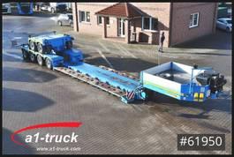 lowloader semi trailer Faymonville STBZ-6VA,  Extandable, Pendel, 2+4, Hydraulik, 2014