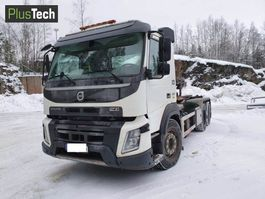 container truck Volvo FMX 460 2016