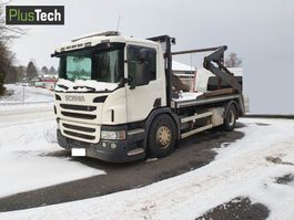 container truck Scania P280 2016