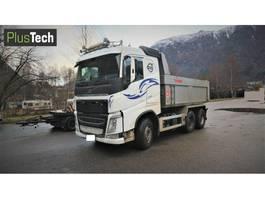tipper truck > 7.5 t Volvo FH 540 2014