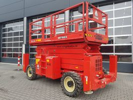 scissor lift wheeld LGMG SR1623E 2019