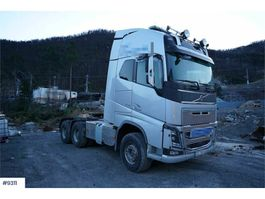 cab over engine Volvo FH750 6x4 with hydr. 2014