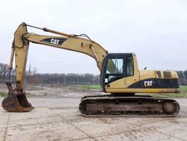 crawler excavator Caterpillar 320CL Good working condition 2004