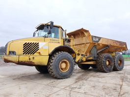articulated dump truck Volvo A35D More units available 2002