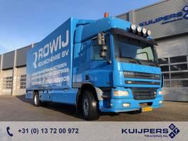 closed box truck DAF CF 65 220 Euro 3 / Manual / Analog / 490 dkm!! / Box / Loadlift 2000 kg! 2003