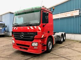 cab over engine Mercedes-Benz Actros 2650 LS 6x4 TRACTOR UNIT (V8, EPS WITH CLUTCH / RETARDER) 2005
