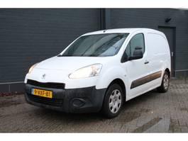 closed lcv Peugeot Partner 120 1.6 HDI - Airco - Trekhaak - € 2.950,- Ex. 2012