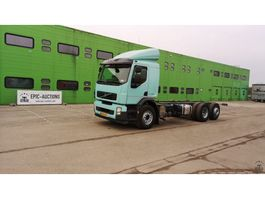 chassis cab truck Volvo FE 62R EEV 2010