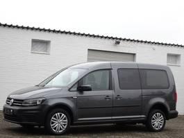 minivan - passenger coach car Volkswagen Caddy Maxi 1.4 TGI/CNG BlueMotion Rollstuhlrampe Klima Euro 6 2015