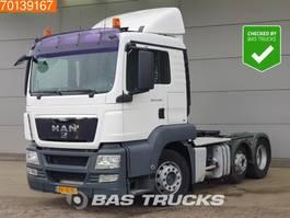 cab over engine MAN TGS 24.360 6X2 NL-Truck Hydraulik Liftachse Euro 4 2009