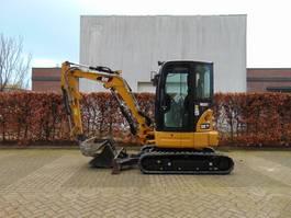 crawler excavator Caterpillar 303E CR 2019