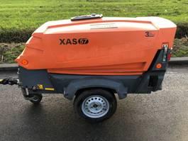compressors Atlas Copco XAS57DD 2008