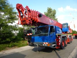 all terrain cranes Scm 80 TON AT CRANE 8X6 2009
