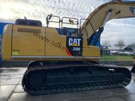 crawler excavator Caterpillar 336F 2017
