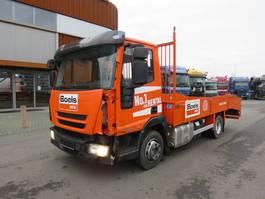 car transporter truck Iveco EuroCargo 80 80EL16 auto/machine transport!!!!!! 2014