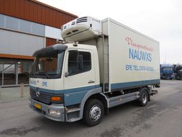 refrigerated truck Mercedes-Benz Atego 1218 Mit Fleischhaken!!!!!!!! 2005