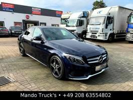 Stretchlimousine Mercedes-Benz C 200 d Edition C, Leder, Automatik