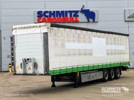 sliding curtain semi trailer Schmitz Cargobull Semitrailer Curtainsider Standard 2016