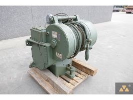 winch Caterpillar Winch D7