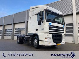 cab over engine DAF XF 105 410 / SC / Dubbel bediening / Les truck / 841 dkm! 2006