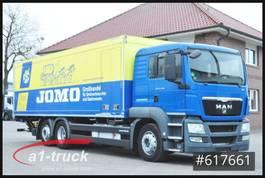 swap body truck MAN MAN TGS 26.320, Koffer, Frigoblock 2011