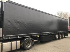 sliding curtain semi trailer Schmitz Cargobull SCS 24/L schuifzeil-dak alcoa aslift 2012