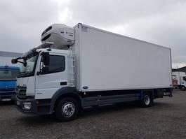 refrigerated truck Mercedes-Benz ATEGO 1318 NL euro 6 - BI-TEMPERATURE 2014