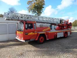 mounted boom lift truck Renault Camiva ladderwagen 30 meter 1991