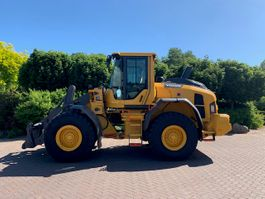 wheel loader Volvo L 90 H 2018