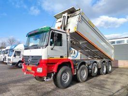 tipper truck > 7.5 t Mercedes-Benz Actros 5044 AK 10x8/4 Euro5 - HYVA 25m3 Hardox Tipper - Full Steelsuspension - NL tr... 2008