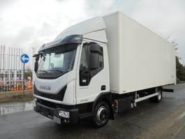 closed box truck Iveco MLC80-220 2019