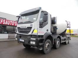 concrete mixer truck Iveco TRAKKER 400 EURO 6 2018