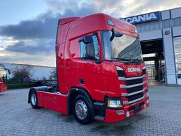 cab over engine Scania R500 NEXTGEN 2017 400.000 km Clima
